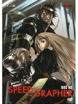 Speed Grapher Box 02 (3 Dvd)