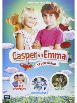 Casper & Emma 1-3 Box (3 Dvd) [Edizione: Paesi Bassi]