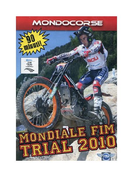 Mondiale Fim Trial 2010