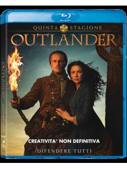 Outlander - Stagione 05 (4 Blu-Ray)