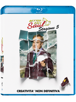 Better Call Saul - Stagione 05 (3 Blu-Ray)