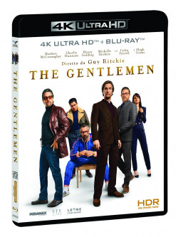Gentlemen (The) (Blu-Ray 4K+Blu-Ray Hd)