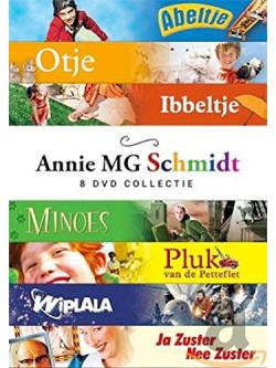 Annie M.G.Schmidt (8 Dvd) [Edizione: Paesi Bassi]