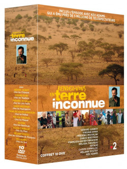 Rendez Vous En Terre Inconnue Ed 2018 (10 Dvd) [Edizione: Francia]