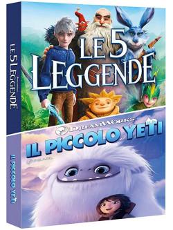 Piccolo Yeti (Il) / Le 5 Leggende (2 Dvd)