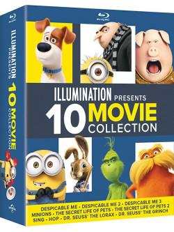Illumination Collection (10 Blu-Ray)