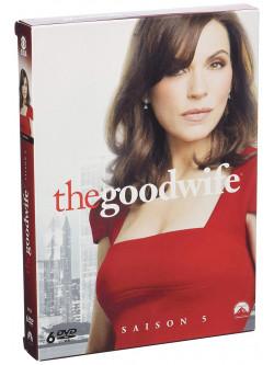 Coffret The Good Wife, Saison 5 (6 Dvd) [Edizione: Francia]