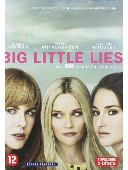 Big Little Lies Saison 1 (3 Dvd) [Edizione: Francia]