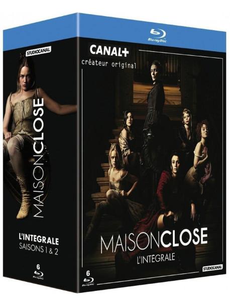 Maison Close L Integrale (6 Dvd) [Edizione: Francia]
