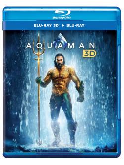 Aquaman (3D Blu Ray/Blu Ray/Di [Edizione: Stati Uniti]