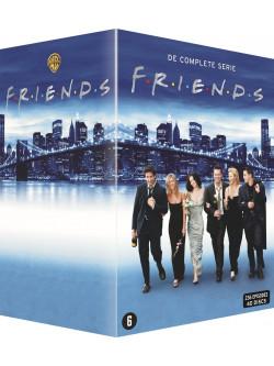 Friends - Season 1-10 (40 Dvd) [Edizione: Paesi Bassi]