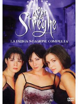 Streghe - Stagione 01 (6 Dvd)