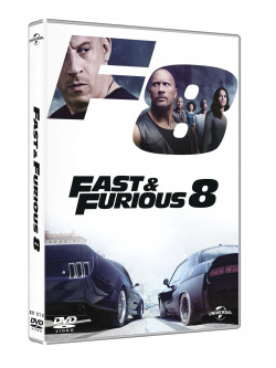 Fast & Furious 8 (Box Slim)