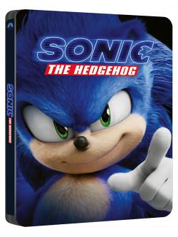 Sonic Il Film (Edizione Limitata Steelbook)