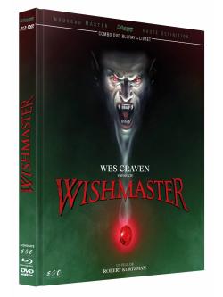 Wishmaster/Blu-Ray+Livret+Dvd [Edizione: Francia]