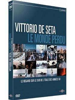 Vittorio De Seta Le Monde Perdu / Mondo Perduto (Il) [Edizione: Francia] [ITA]