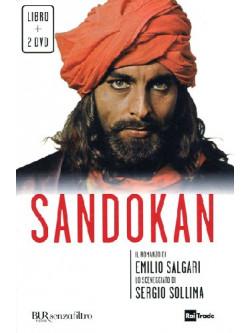 Sandokan (2 Dvd+Libro)