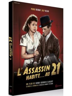 L Assassin Habite Au 21 [Edizione: Francia]