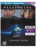 Passengers Boitier Metal/Blu-Ray+Dvd Bonus [Edizione: Francia]