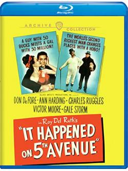 It Happened On Fifth Avenue - It Happened On Fifth Avenue
