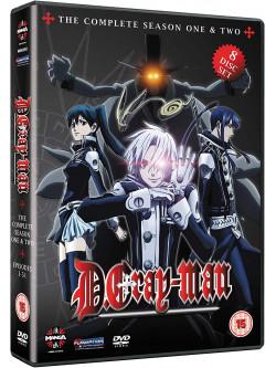 D. Gray Man - The Complete Collection [Edizione: Regno Unito]