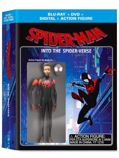 Spider-Man: Un Nuovo Universo (Blu-Ray+Action Figure)