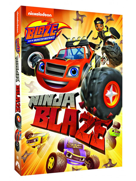 Blaze E Le Mega Macchine - Ninja Blaze