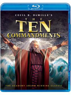 Les 10 Commandements [Edizione: Paesi Bassi]