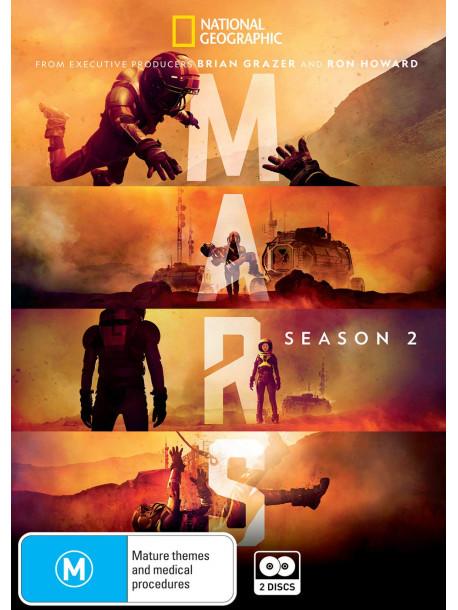 Mars Season 2 (2 Dvd) [Edizione: Australia]