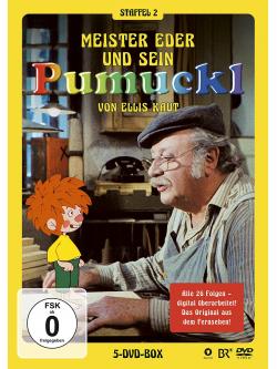 Meister Eder Und Sein.. (5 Dvd) [Edizione: Paesi Bassi]