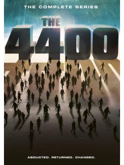 4400: Complete Series (14 Dvd) [Edizione: Stati Uniti]