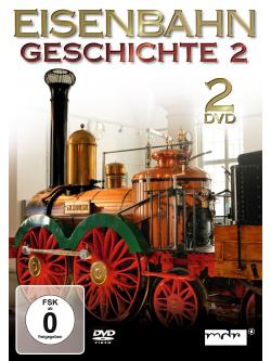Eisenbahngeschichte 2 (2 Dvd) [Edizione: Stati Uniti]