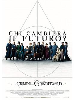 Animali Fantastici - I Crimini Di Grindelwald (Ltd Steelbook)