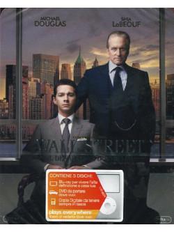 Wall Street - Il Denaro Non Dorme Mai (Blu-Ray+Dvd+Digital Copy)