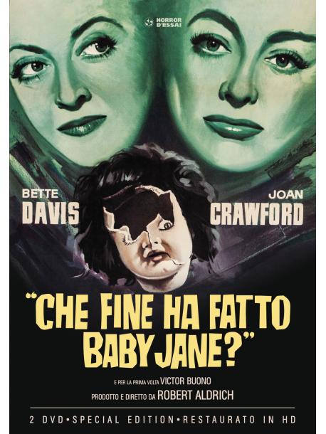 Che Fine Ha Fatto Baby Jane? (Restaurato In Hd) - Special Edition (2 Dvd)