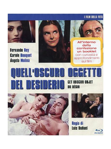 Quell'Oscuro Oggetto Del Desiderio (SE) (Blu-Ray+Booklet)