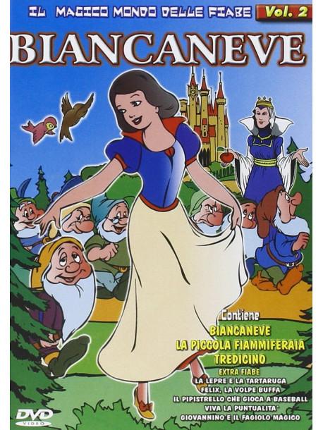 Magico Mondo Delle Fiabe 2 - Biancaneve