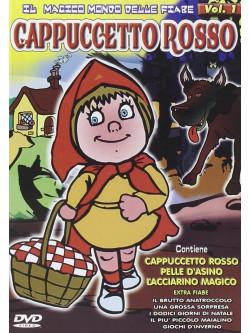 Magico Mondo Delle Fiabe 1 - Cappuccetto Rosso