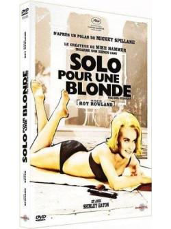 Solo Pour Une Blonde [Edizione: Francia]