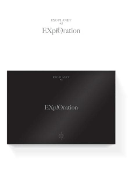Exo - Exo Planet 5 Exploration (3 Dvd) [Edizione: Stati Uniti]