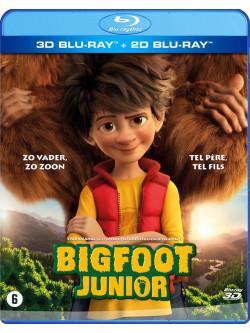 Bigfoot Junior -3D- (2 Blu-Ray) [Edizione: Paesi Bassi]
