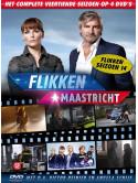 Flikken Maastricht S.14 (4 Dvd) [Edizione: Paesi Bassi]