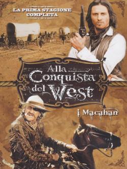 Alla Conquista Del West - Stagione 01 (4 Dvd)