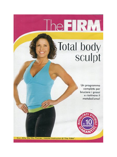 Firm (The) - Total Body Sculpt (Dvd+Booklet)