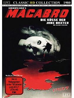 Macabro - Die Ksse Der Jane Baxter (Uncut) [Edizione: Germania] [ITA]