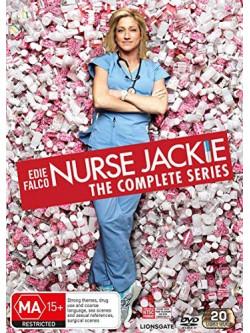 Nurse Jackie S1-7 (20 Dvd) [Edizione: Australia]