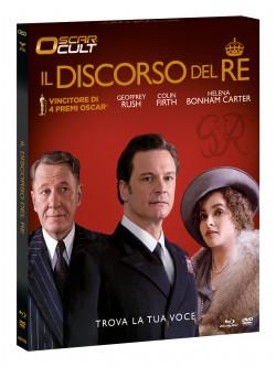 Discorso Del Re (Il) (Blu-Ray+Dvd)