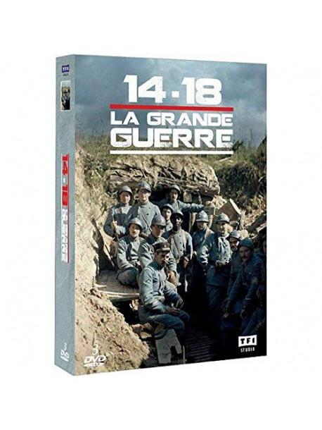 14-18 La Grande Guerre (3 Dvd) [Edizione: Francia]
