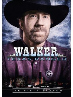 Walker Texas Ranger: Season 5 (7 Dvd) [Edizione: Stati Uniti]