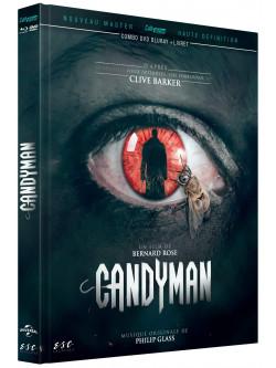 Candyman + Livret/Blu-Ray+Dvd [Edizione: Francia]